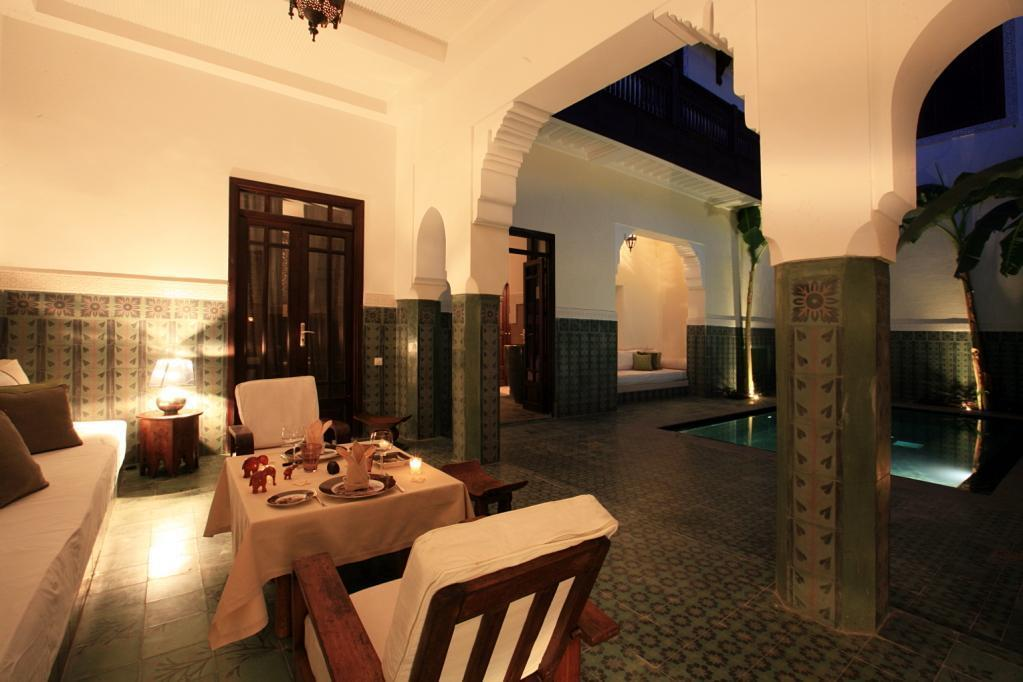 Dinner  - Private riad