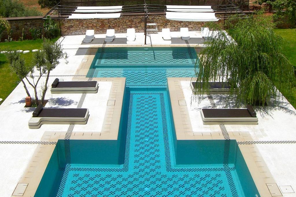 domaine de malika atlas mountains - outdoor pool