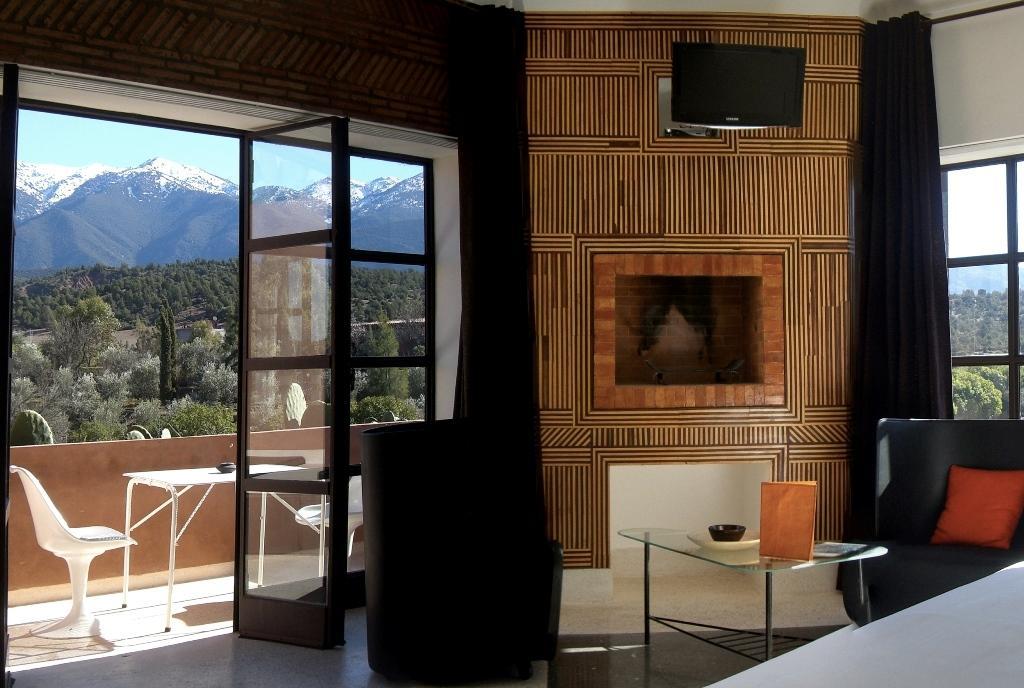 domaine de malika atlas mountains - suite