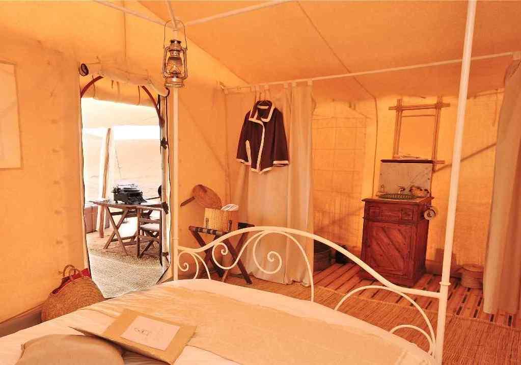 erg chigaga luxury tent