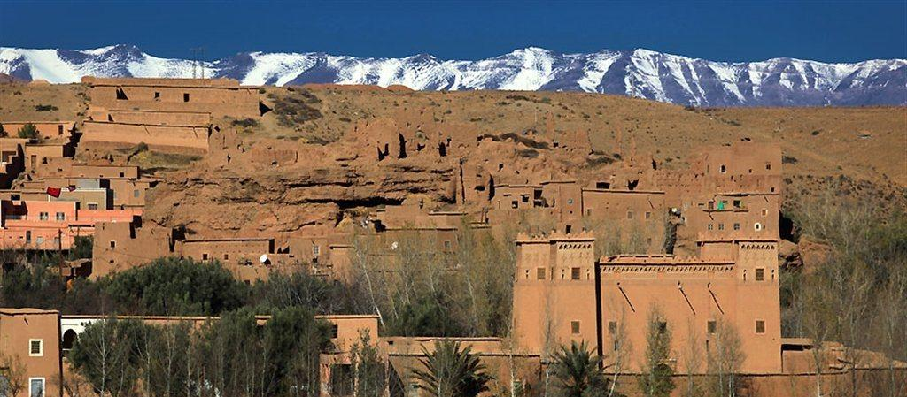 refurbished kasbah south morocco
