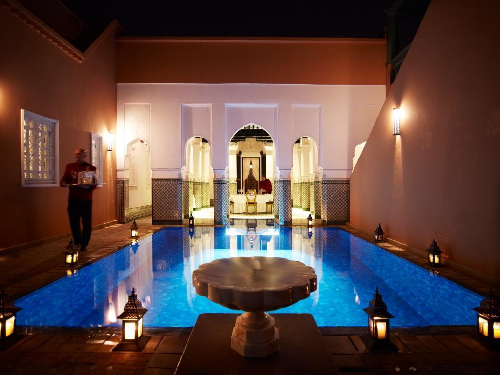 riad at la mamounia