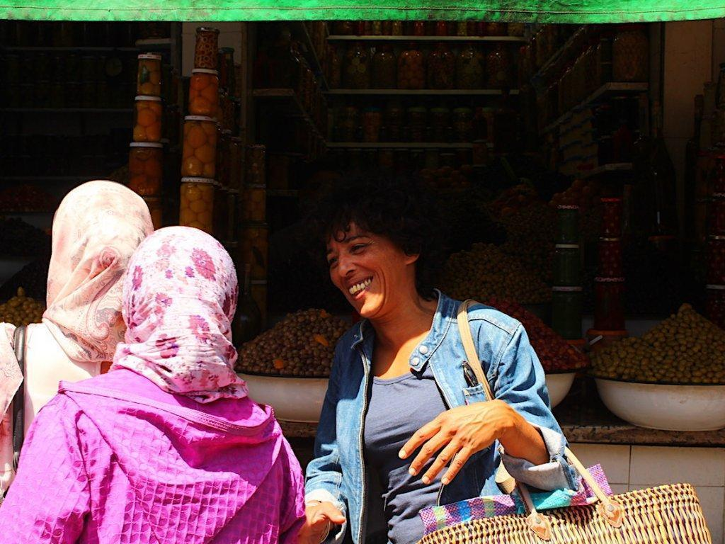 Cooking class with locals in Marrakech