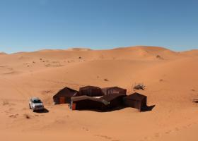 basic camp erg chebbi