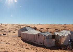 luxury camp erg chebbi