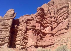 gorges of dades