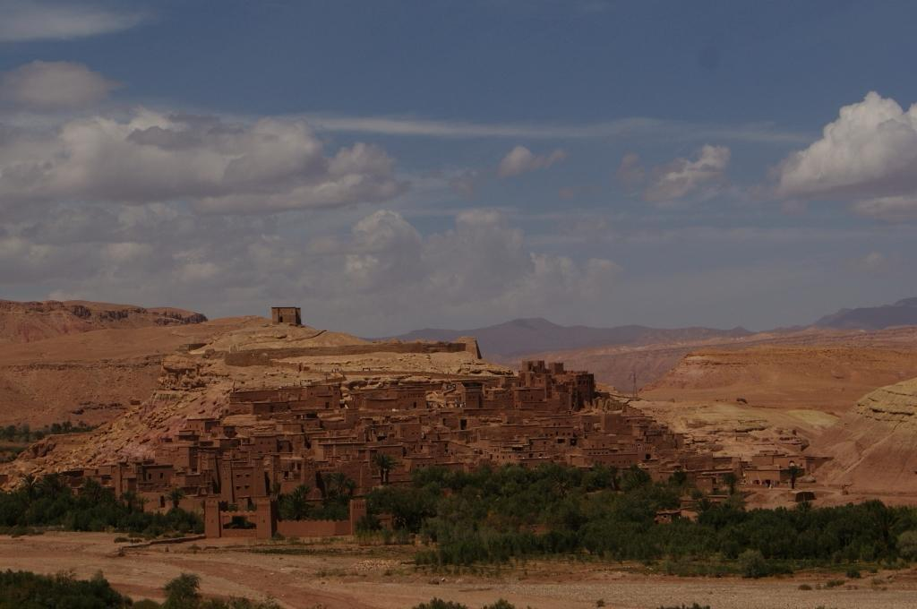 Sun Trails - Displaying items by tag: AIT BENHADDOU