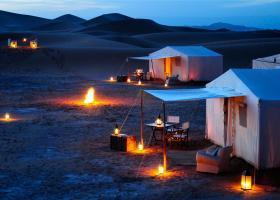 erg chigaga luxury camp