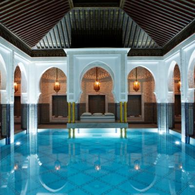 Spa At La Mamounia