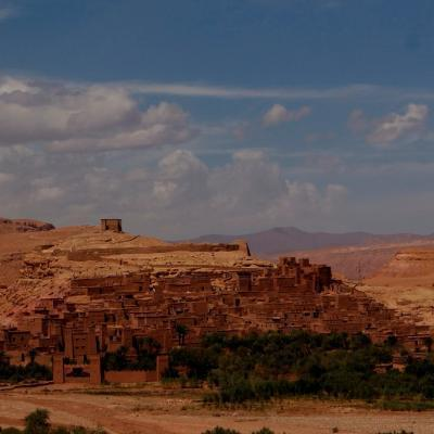 Ait Benhaddou Unesco World Site