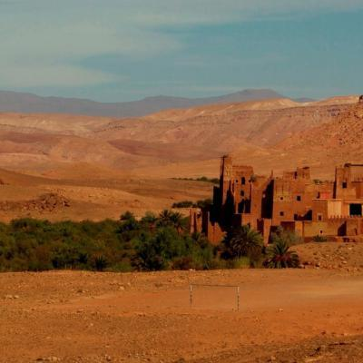Kasbah Ellouze And Tamedaght