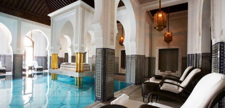 Morocco's true luxury - a day at La Mamounia