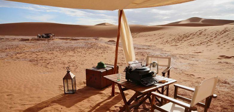 LUXURY MOROCCO TRAVEL