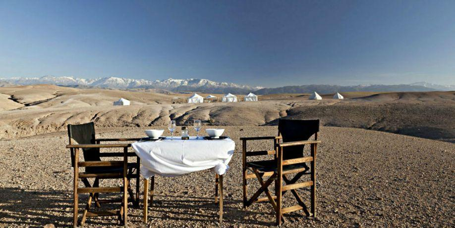 Agafay Desert Lodge & Camp