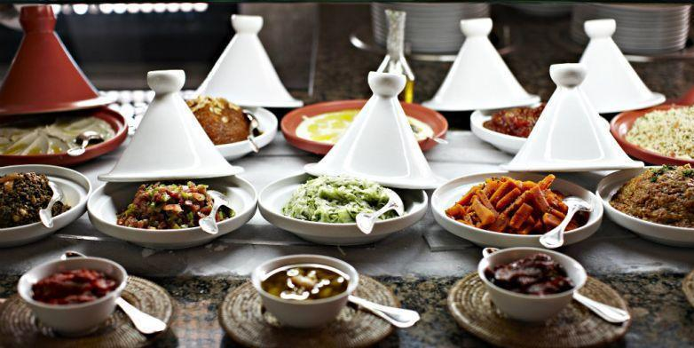 5 most reliable restaurants in Marrakech