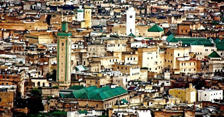 Marrakech to Fez in 4 days via Sahara desert