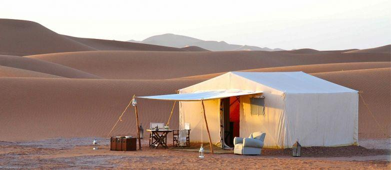 Honeymoon In Morocco - Sahara romance